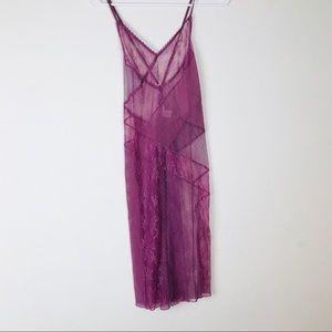 Victoria's Secret Lace Lingerie Slip